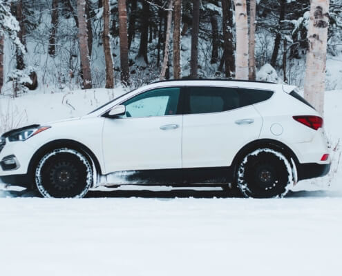 Choosing winter tires or all-season tires for your vehicle in Delray Beach, Florida